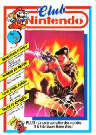 (ACH) GB, GBC, GBA, NES, SNES, SFC Clubnintendo_numero001ed3